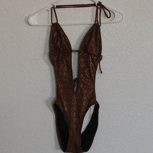Women's XS ~ GUESS ~ Sexy One Piece Swimsuit